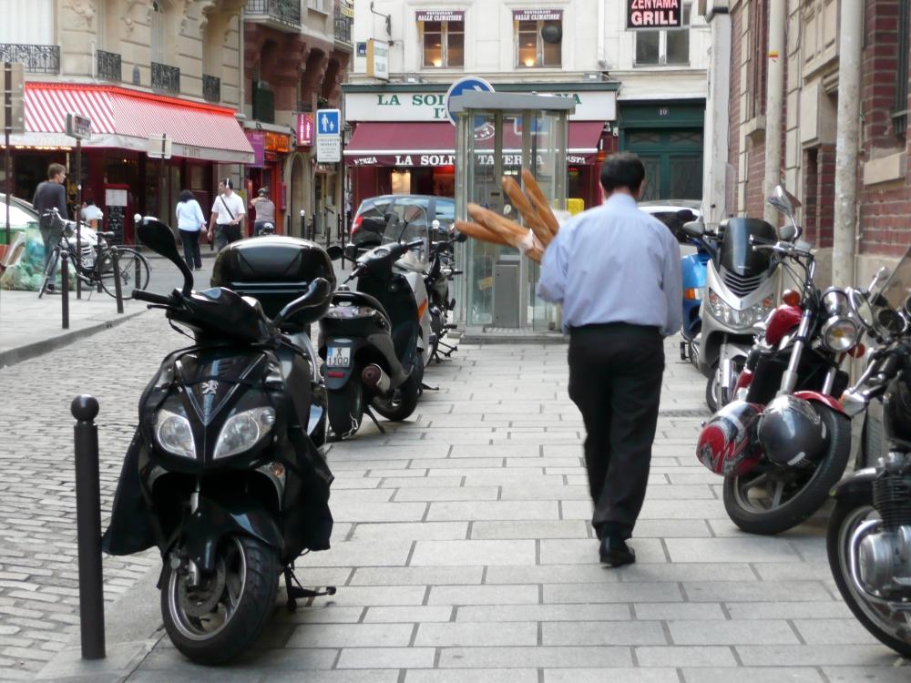 Paris, July 2010