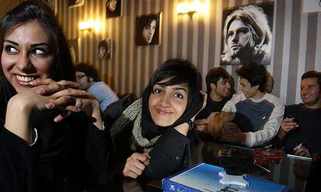 TEHRAN COFFEE SHOP