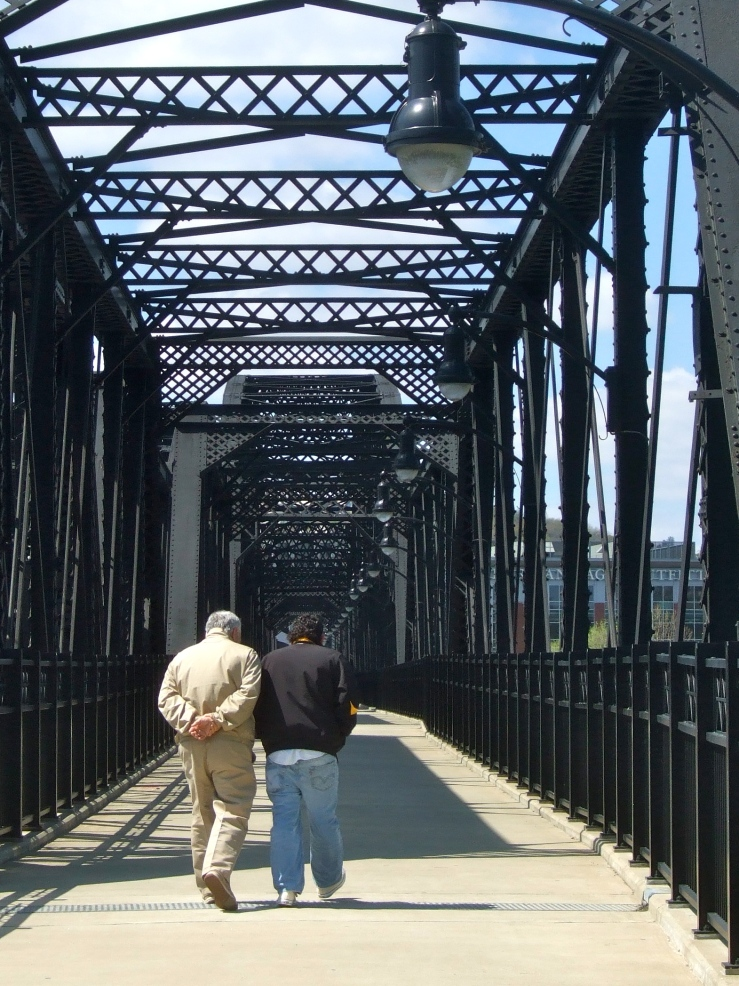 Hot Metal Bridge, April 2013