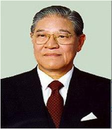 """Mr. Democracy,"" Dr. Lee Teng-Hui, President of Taiwan 1988-2000"