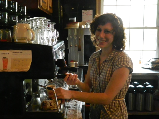 Andrea Musselman, St. Thomas Coffee Roasters, 2013