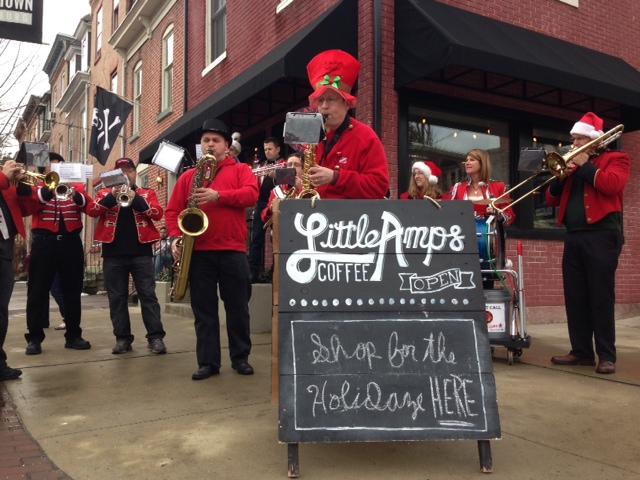 No Last Chance, Little Amps, Harrisburg, December 2013
