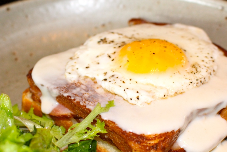 Croque Madame, Salt of the Earth, April 2014