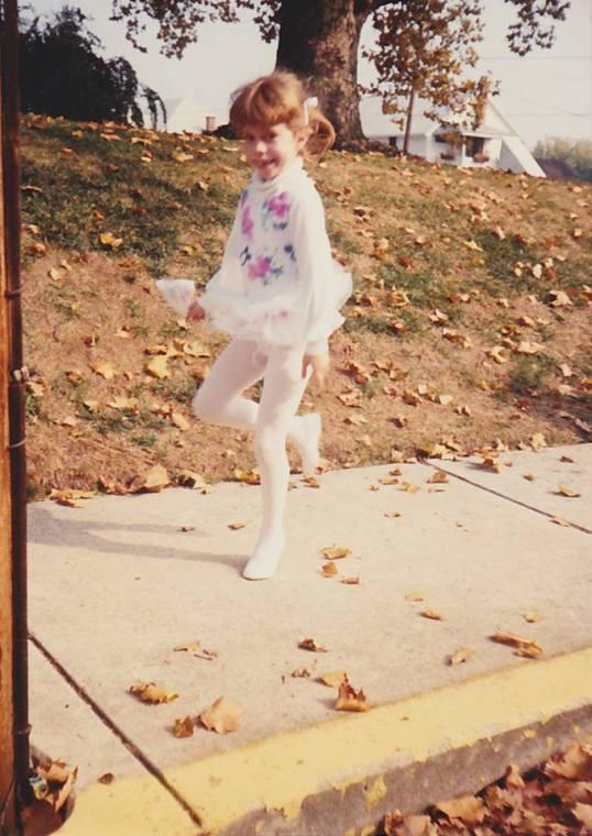 First grade, 1991